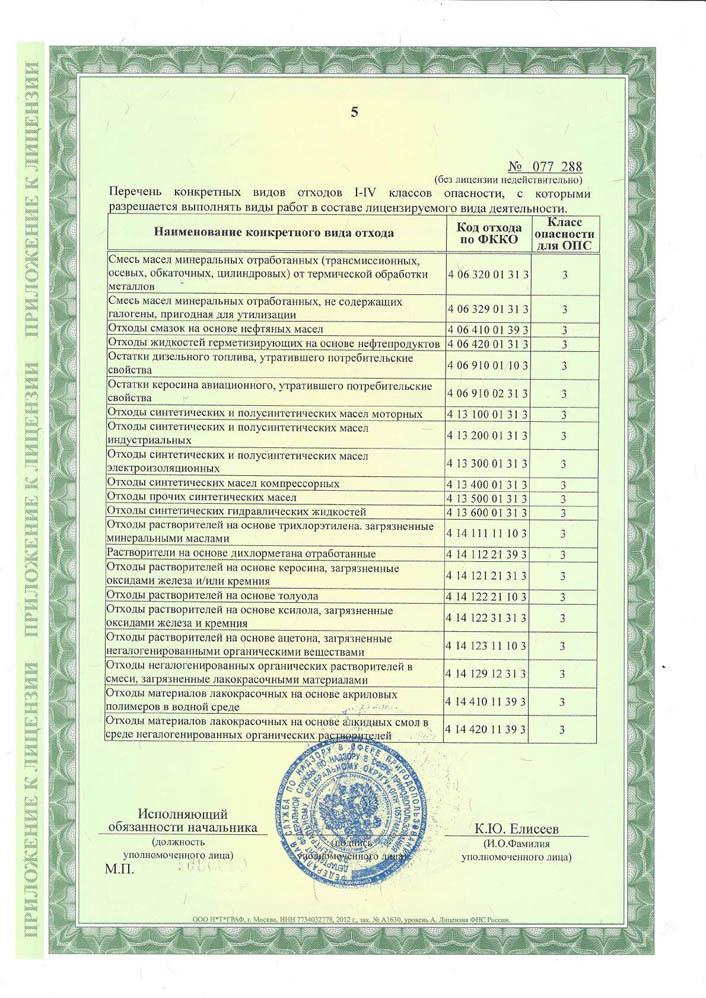 Лицензия-6