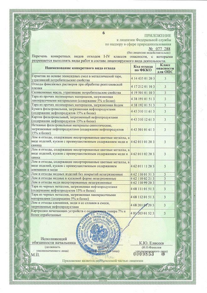 Лицензия-7