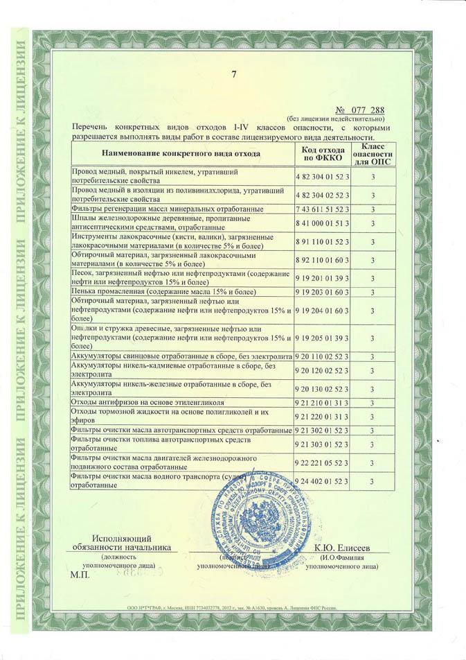Лицензия-8