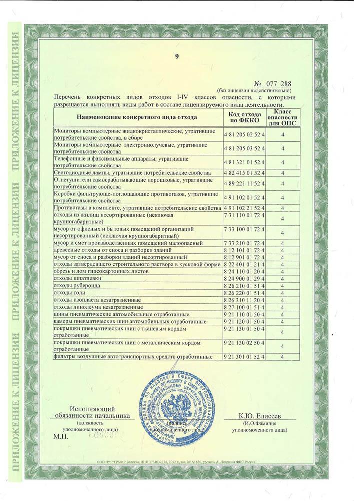 Лицензия-10